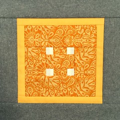 Button Quilt Block