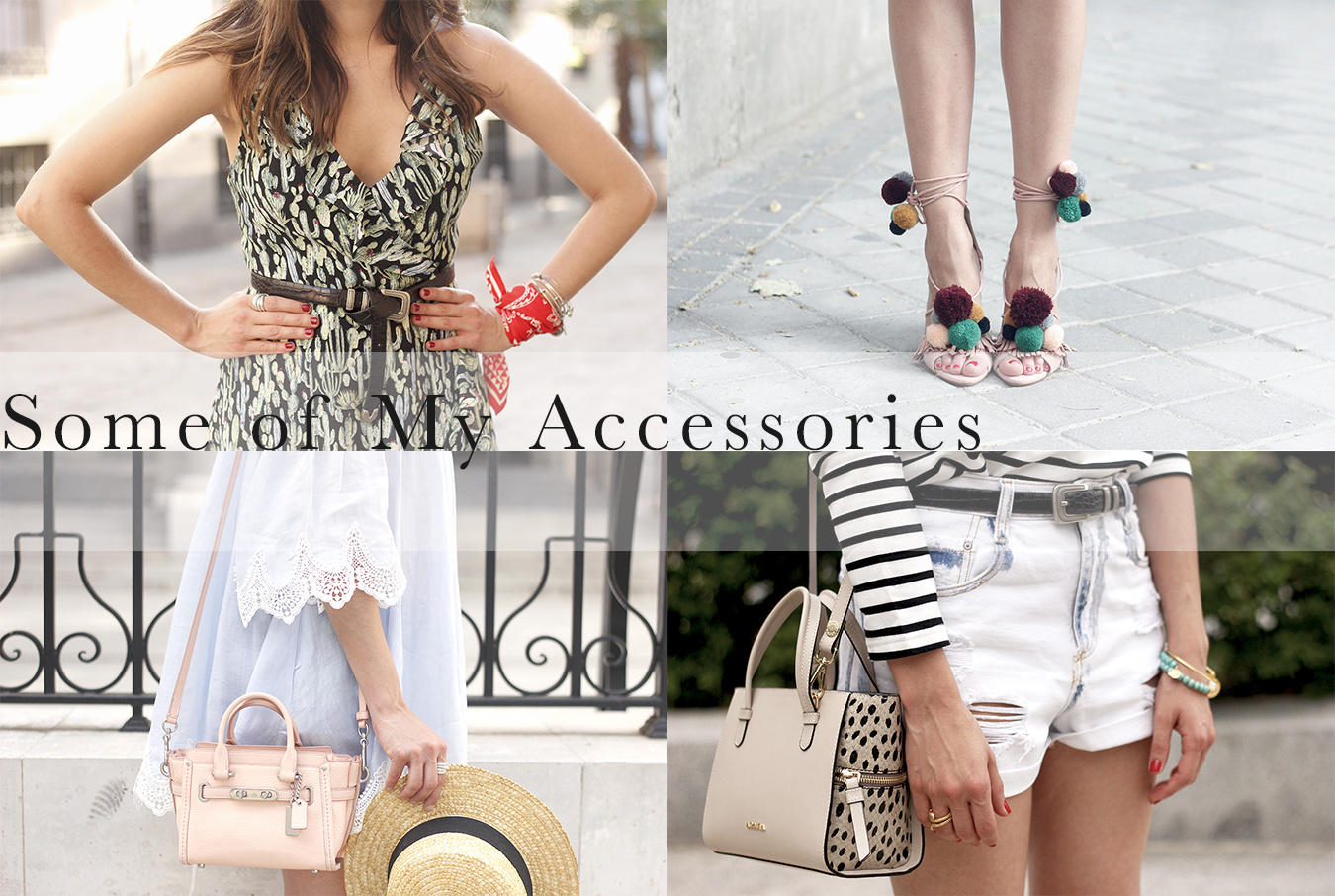some of my accessories outfit style fashion