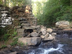Even More Ruins Near Cochran Mill Falls