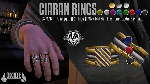 OXIDE Ciaran Rings - The Boys of Summer
