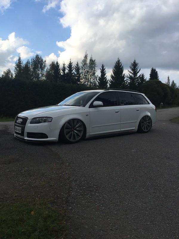 Zoml: Audi A4 B7 Avant //Mätäs Crew - Sivu 4 28780361654_ecec48041a_c