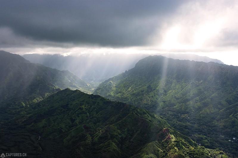Sun shine - Kauai
