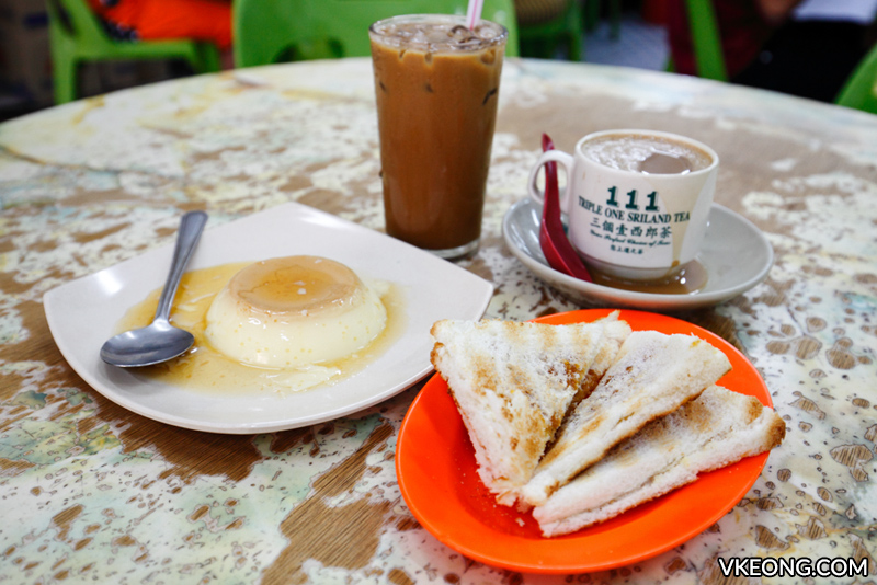 Sun Yuan Foong white coffee toast Ipoh