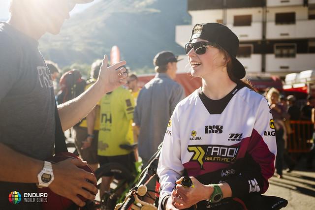 2016 - EWS #4 - La Thuile, Italy - Race Day 2