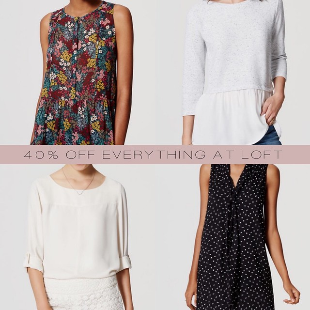 LOFT Friends & Family Sale: Get 40% Off EVERYTHING