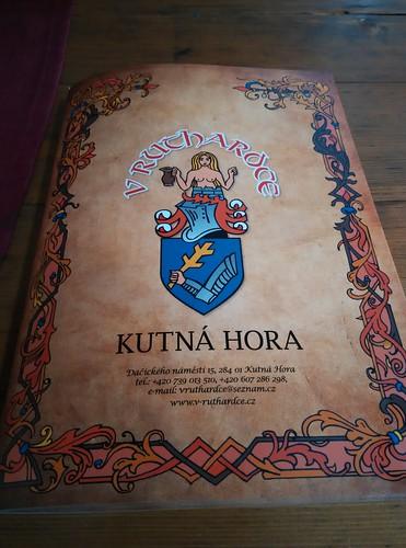 Kutna Hora V Ruthardce