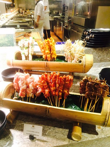 [新北最大自助餐] 品花苑自助式餐廳環遊全世界的美味無國界 (4)