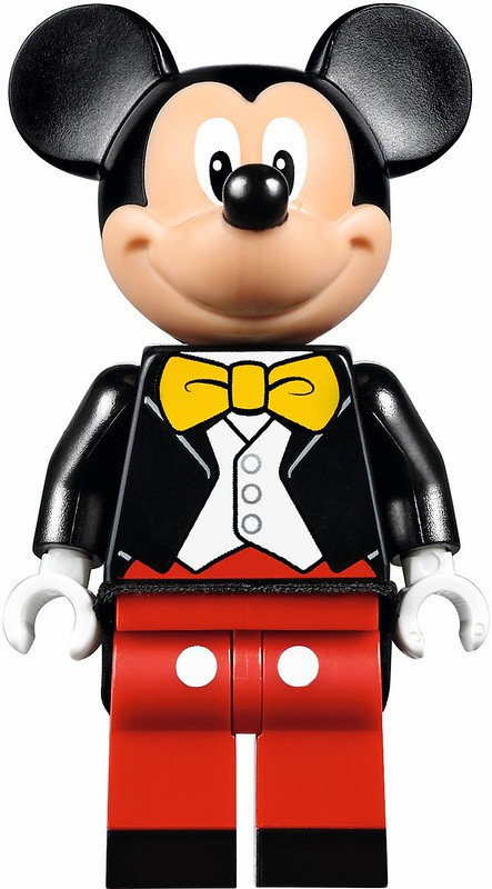 LEGO Disney 71040 - Cinderella Castle