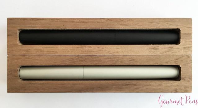 Quick Review @TrilogyPens Zero on @Kickstarter @KickstarterPens 3