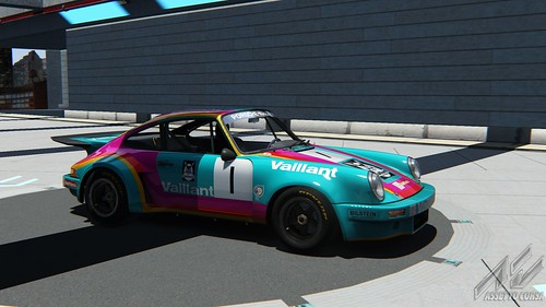 Porsche 911 RSR - Kremer Vaillant - Bob Wollek - DRM 1975 (4)