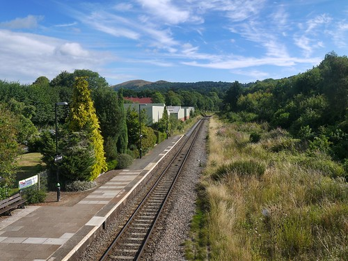 Colwall Station and Destination