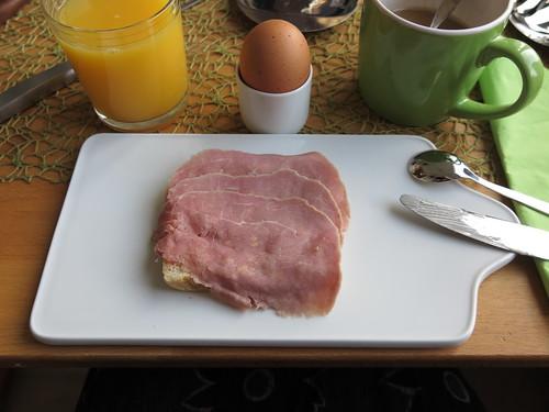 Kochschinken vom Rind (vom Frecklinghof)