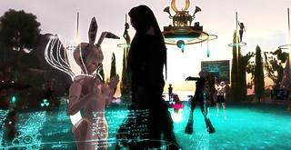 Cyberbun & The Architect