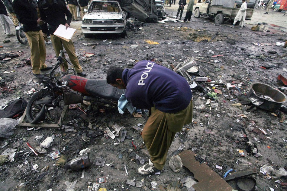 Pakistan: Over 53 killed, 35 injured in bomb explosion at Civil Hospital, Quetta in Balochistan | by karo4greatness