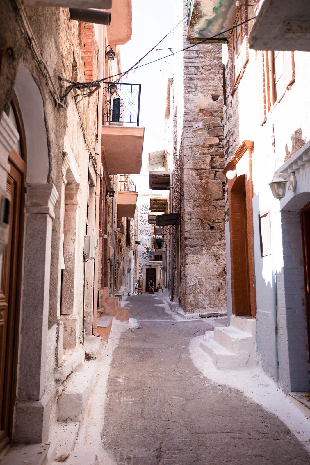 Chios, Pyrgi