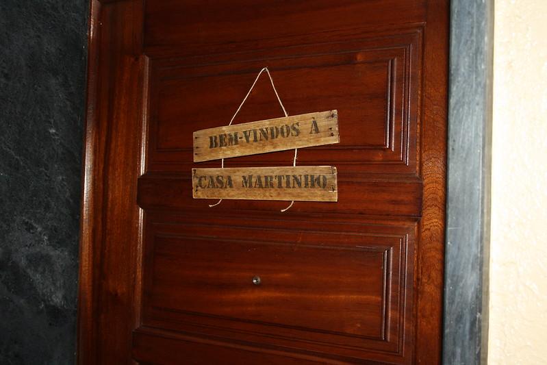 Placa Porta