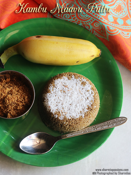 Homemade Bajra Flour