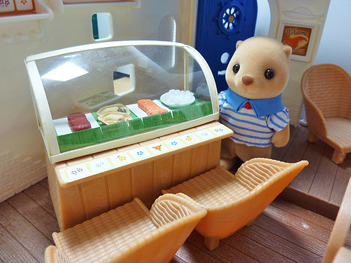 """Cool"" Sushi Cooler"