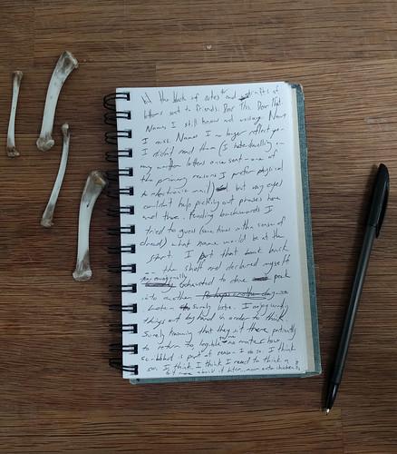 Always be writing