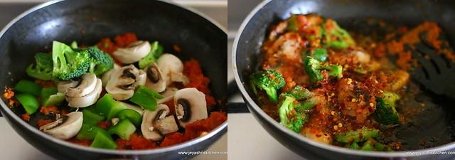tomato pesto pasta 4