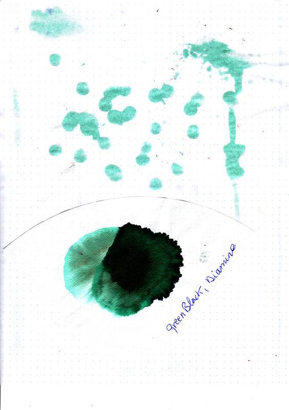 Diamine Green Black-2