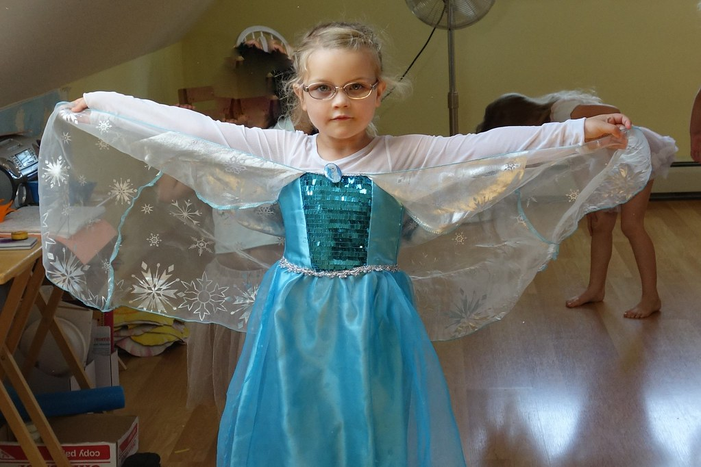 2016 Frozen Dance'n'Art Day Camp