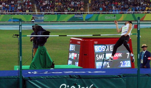 RIO 2016 - La gara di Eugenio Rossi