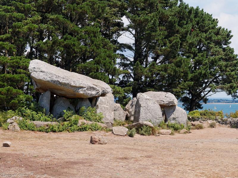 Mégalithes de l'Ile aux moines 28596440086_aa20302be5_c
