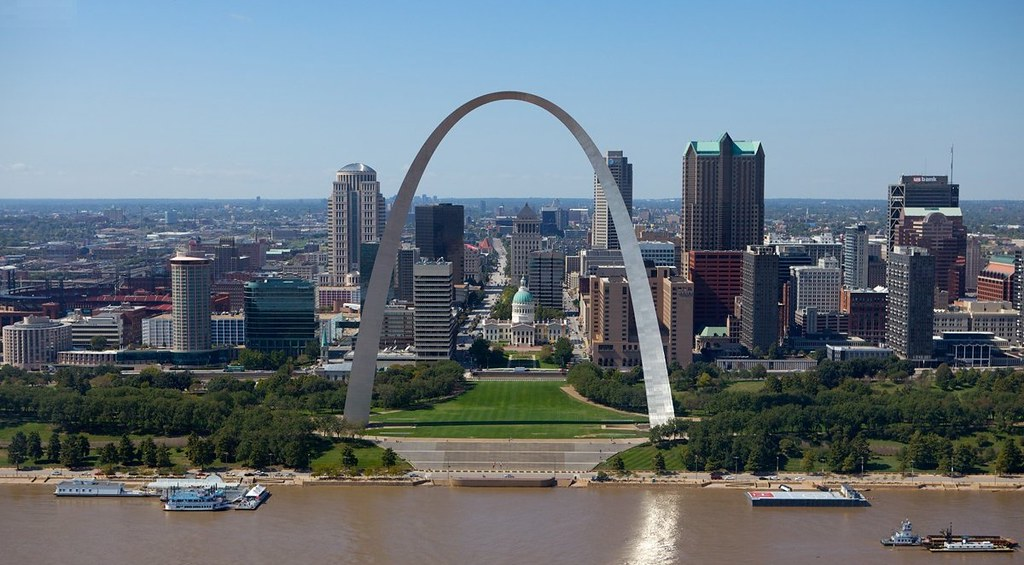 Gateway Arch - St. Louis - Missouri