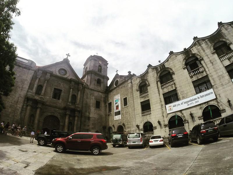 Intramuros, Manila. July 2016.