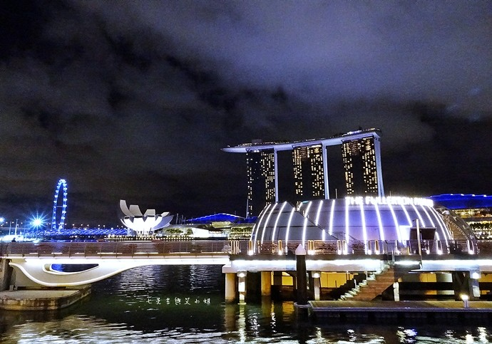 53 新加坡四天三夜自由行 美食美景購物