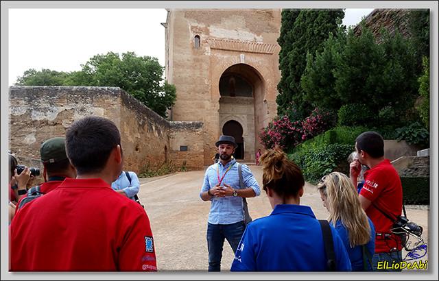 #GRXperience Granada misteriosa de la mano de Federico Garcia Lorca 2