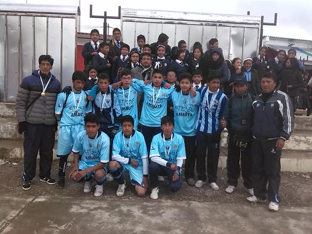 2016   Olimpiadas Deportivas Escolares (Fase Provincial)