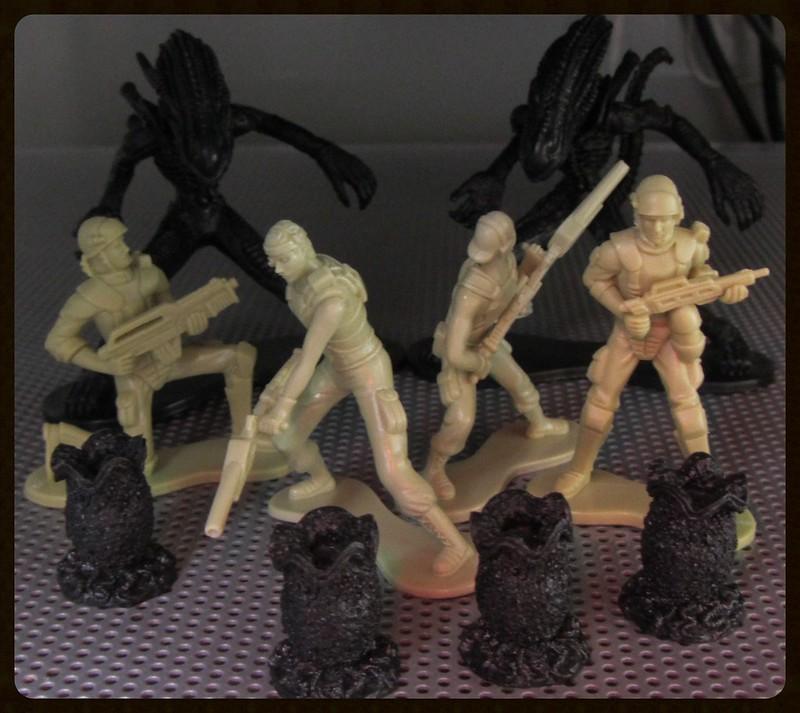Toy soldiers, cowboys, indians, space men etc 17276741430_454f77189c_c
