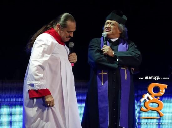 Jo Jo Jorge Falcón & Teo González - Gdl. Mex. (2 - Sep - 2016)