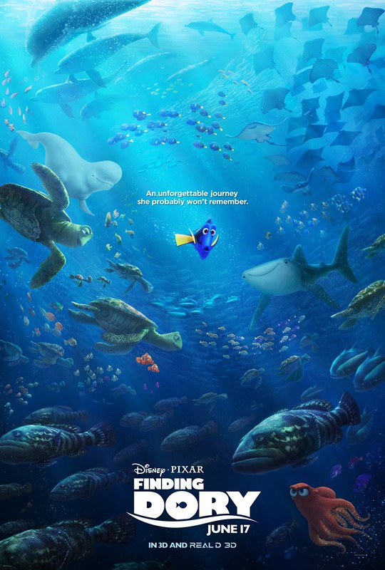 Finding Dory - Poster 6