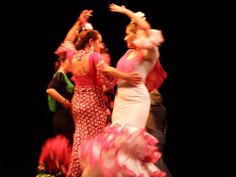 IV Festival de Sevillanas y Flamenco UV