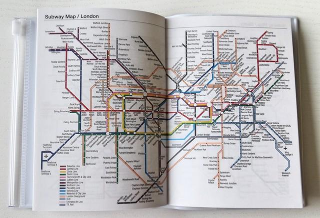 Make time planner subway