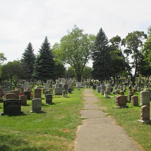 Going away #toronto #kingstonroad #upperbeaches #cemetery #stjohnsnorwaycemetery