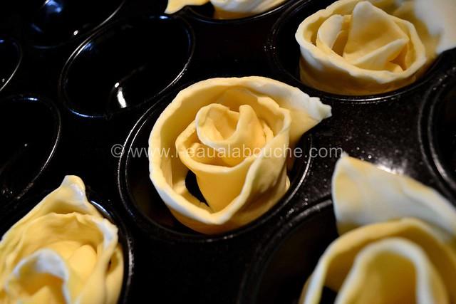 Nids à la Vanille & à la Coco  © Ana Luthi Tous droits réservés 002