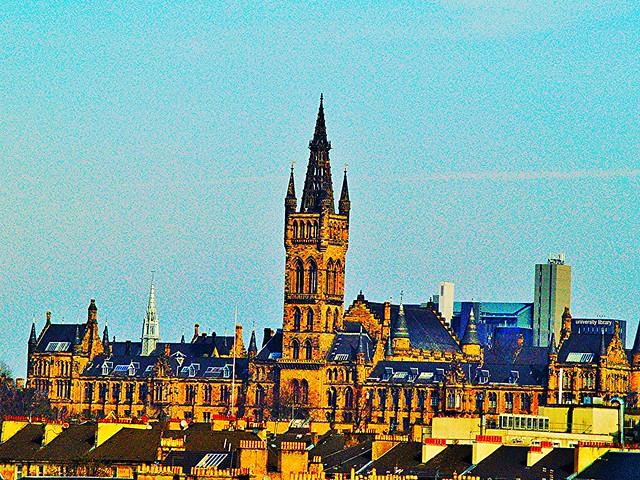 Glasgow University, Scotland.