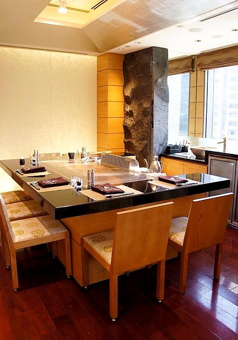 台北鐵板燒日本料理香格里拉遠東04