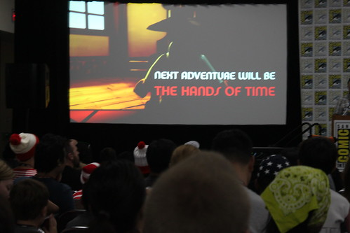 LEGO Ninjago SDCC 2016 Panel