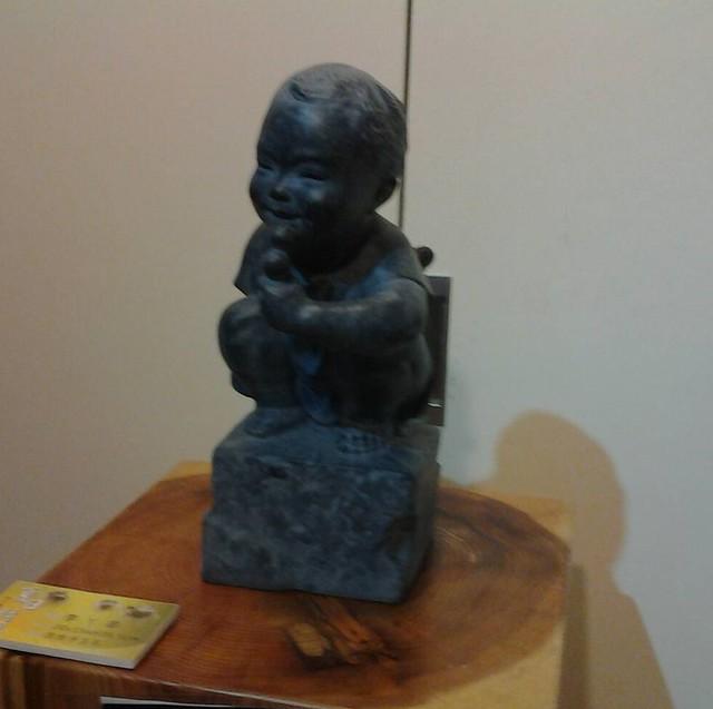王秀杞雕塑展 (29)
