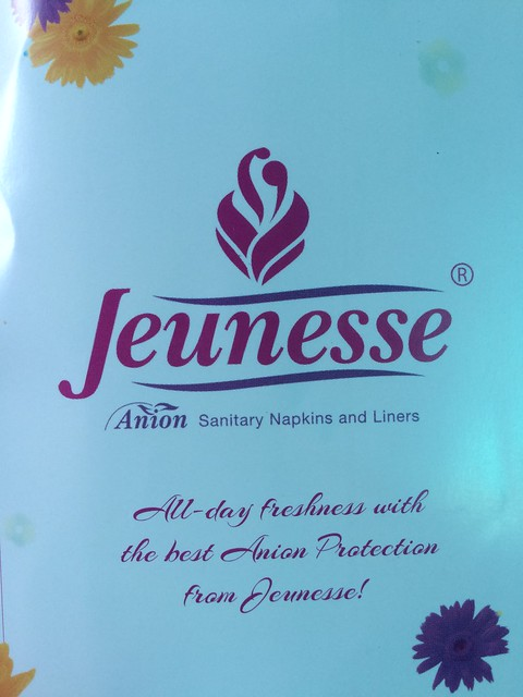 Be #PositivelyBetter with Jeunesse