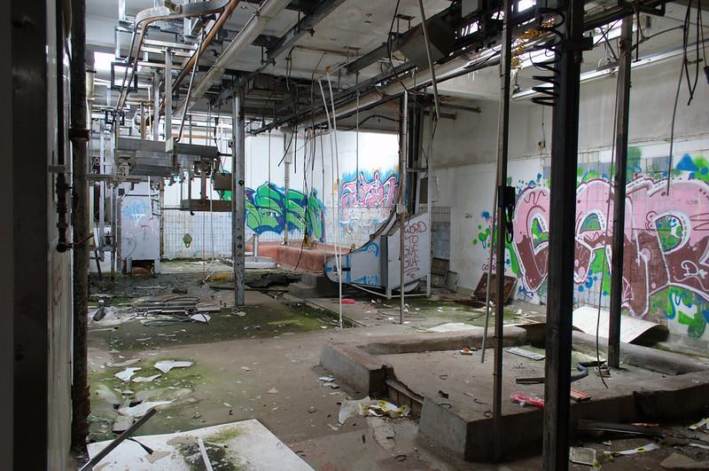 Abattoir Interior