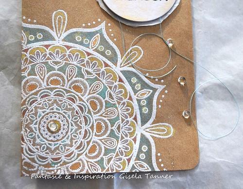 Ein Mandala zum Hochzeitstag