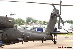 ZJ226 - DU060 WAH060 - Army Air Corps - Westland WAH-64D Longbow Apache AH.1 AH-64D - Fairford - RIAT 2016 - Steven Gray - IMG_9304