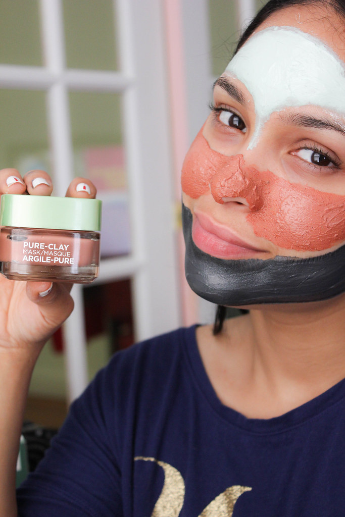 Image result for l'oreal clay masks review
