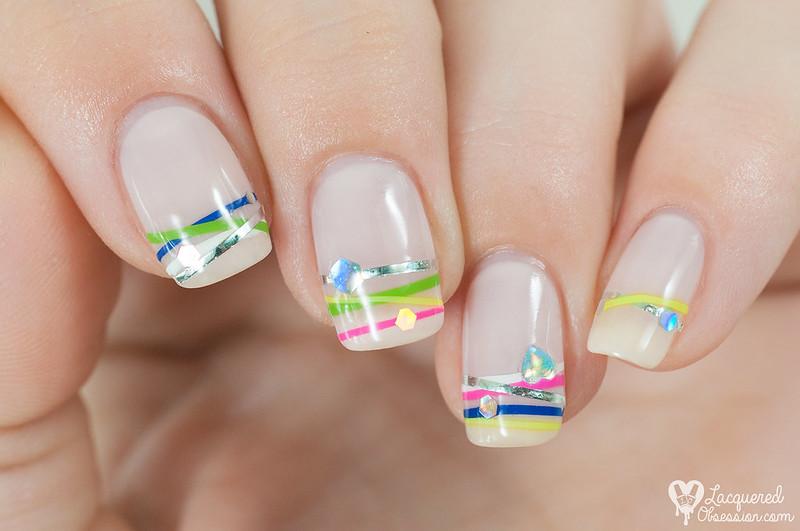 Bracelet nails